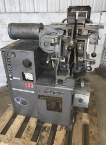 Taylor Winfield Model A2 5 b Flash butt Industrial Saw Blade Welder Ybm 11969