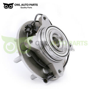 Front Wheel Bearing Hub For 2003 2006 Ford Expedition Lincoln Navigator 515042