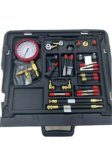 Snap On Eef1500a Master Fuel Injection Pressure Gauge Set