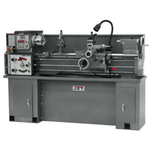 Jet 321102ak Low voltage Belt Drive Bench Lathe With Cbs 1340a Stand New
