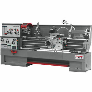 Jet Zx Series Large Spindle Bore Lathe With Acu rite 203 Dro 18in X 60in