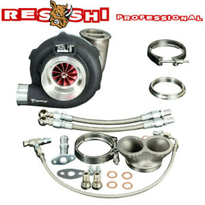 Turbo Ball Bearing For 4 Gt3076r Hks Gt3037 Dual 0 61 A R Twin Scroll V Band