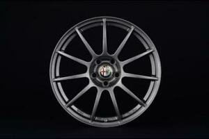 Asso International Partire 18 Titangray For The Alfa Romeo Giulietta