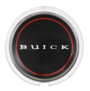69 77 buick Rallye 3 Spoke Steering Wheel Center Horn Cap Insert Emblem Usa