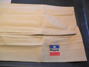 1971 71 Road Runner Gtx Charger Perforated White Headliner For 6 Bow Rods