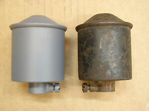 Vintage Briggs Stratton Model Pb Q 68285 Gas Engine Air Cleaner Filter