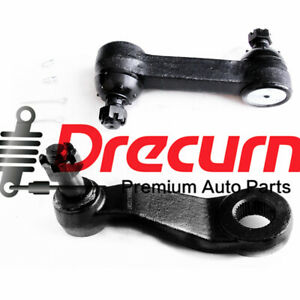 2pc Front Steering Pitman And Idler Arm Set For Classic Chevrolet Truck