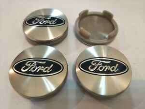 4pcs 54mm Ford Wheels Center Hub Caps Cover Focus Fiesta St Mondeo C Max Fusion