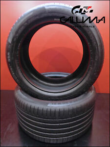 2 Two Nice Tires Continental 315 35 20 Contisportcontact 5 110w Runflat 52128