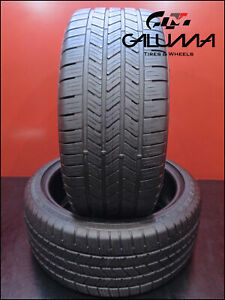 2 Two Excellent Tires Goodyear 245 40 19 Eagle Ls2 98v Runflat Bmw 52375