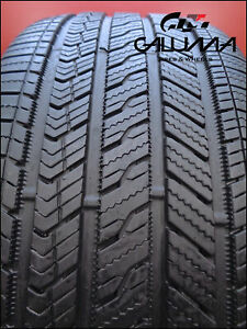 2 Two Tires Bridgestone 275 45 20 Alenza Sport 110h Bmw Runflat 52526