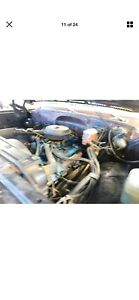 267 Cu V8 Chevy Engine Transmission 350 Turbo