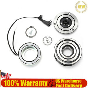 A C Ac Compressor Clutch Pulley Bearing Coil Plate For 02 08 Mini Cooper Usa