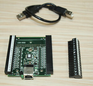 National Instruments Ni Usb 6501 Data Acquisition Card 192317d 01l