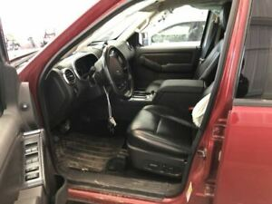 Driver Front Seat Bucket Air Bag Leather Electric Fits 09 10 Explorer 592141