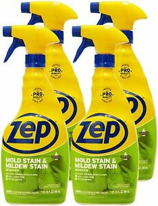Zep Mold Stain And Mildew Stain Remover 32 Ounce Zumildew32 case Of 4