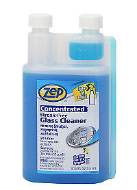 Zep Ultra Concentrated Streak free Glass Cleaner U38101 case Of 4