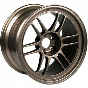 Enkei Rpf1 Wheel 18x9 5 5x114 3 38mm Bronze Single Rim 379 895 6538bp