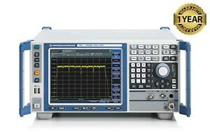 Rohde Schwarz Fsv40 n 40ghz Signal Spectrum Analyzer W Options Fsv40
