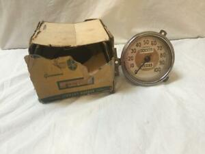 1939 Ford Speedometer N O S In Original Box