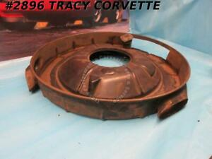 1964 1965 Corvette Air Cleaner Base Gm 6419505 250hp 300hp Dual Snorkel W Ac