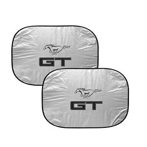 Ford Mustang Gt Dual Panels Easy Folding Windshield Sun Shade