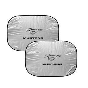 Ford Mustang Dual Panels Easy Folding Windshield Sun Shade