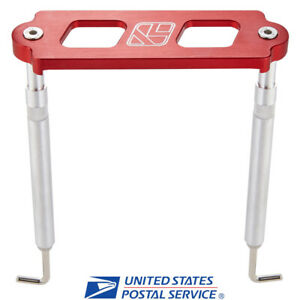 Honda Civic Integra Battery Tie Down Kit Hold Down Rod With Stainless Tray Hooks