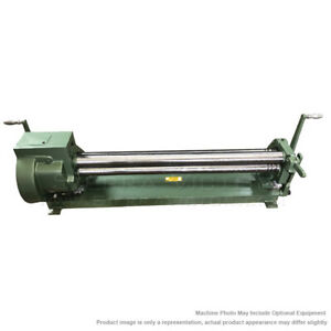 Tin Knocker Manual Slip Roll Tk 1648 In Stock Ready To Ship