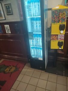 Vending Machine Bulk Candy Gumballs Toys 8 Head U Turn Terminator used