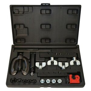 Cal van Tools 3 16 To 1 2 Double Bubble Flaring Tool Kit
