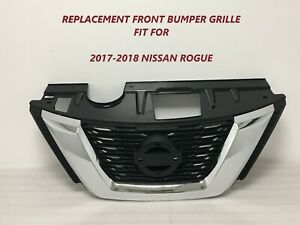 2017 2018 For Nissan Rogue Grille