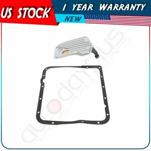 4l60e Transmission Oil Filter Gasket Kit Deep Pan Style Fits Gm Chevy Gmc Truck