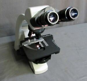 motic Ba300 Phase contrast Binocular Compound Microscope With 4 Objectives