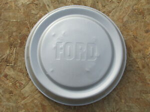 1957 58 59 60 Ford 3 4 Ton Pickup Truck Poverty Dog Dish Hubcap One 1 Rare