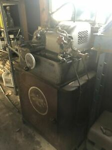 Sioux Valve Grinding Machine No 645l With Tools More