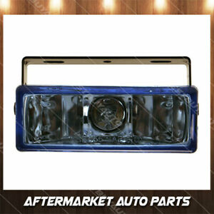 Rectangular Blue Fog Light Driving Light 4 5 8 X 1 5 8 55w