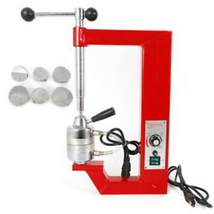 110v Vulcanizing Machine Tire Repair Machine Vulcanizer Sh 120 Garage Equipment