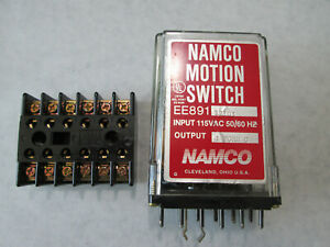 Nnb Namco Ee891 12102 Motion Switch With Base