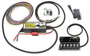 Painless Performance Trail Rocker Fits Jeep Jk Accessory Control System 57003