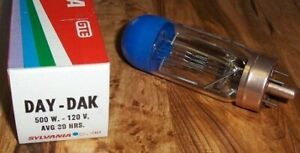 Day Dak Photo Projector Stage Studio A v Lamp bulb free Shipping