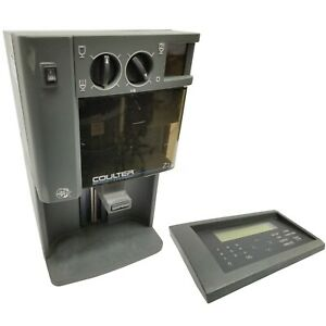 Beckman Coulter Z2 Particle Cell Counter Size Analyzer W control Pad