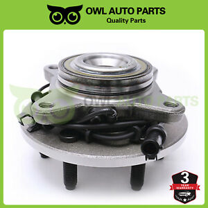 Front Wheel Bearing Hub Left Right For 2003 2006 Ford Expedition Navigator 2wd