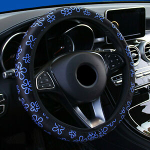 Fashion Steering Wheel Cover Car Accessories Interior Style Cute For Girl Women