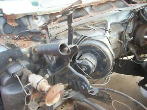 1961 1962 Cadillac Hood Hinges And Spings