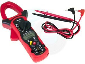 Snt806 Clamp Digital Multimeter Ac dc Volt Ohm Ammeter Wire Clip on