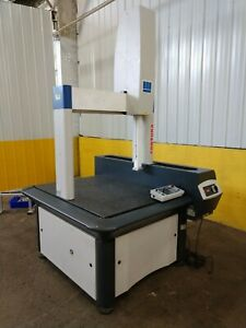 Karl Zeiss Model contura Htg Coordinate Measuring Machine Cmm Ybm 12246