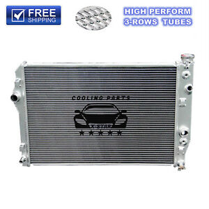 2365 3 Row Radiator For 93 02 Chevy Camaro Pontiac Firebird Trans Am 5 7l 350 V8