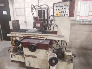 8 X 18 Chevalier Fsg 3a818 Surface Grinder 3 Axis
