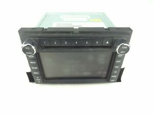 2011 Ford Expedition Radio Deck Stereo Navigation Bl1t 18k931 bb